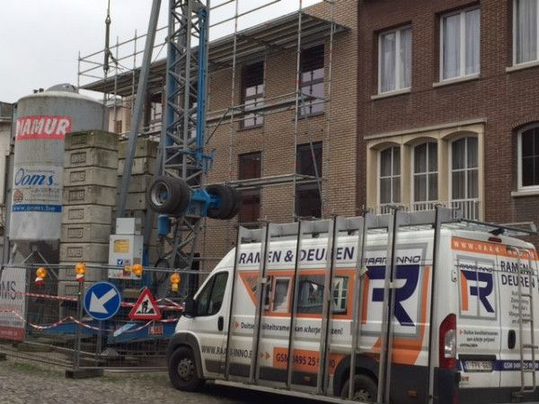 Project in Berchem