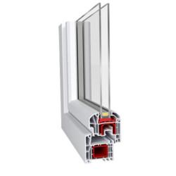 PVC raamprofiel IDEAL 5000
