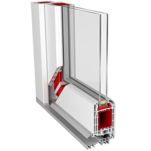 MB86 Aluminium deur